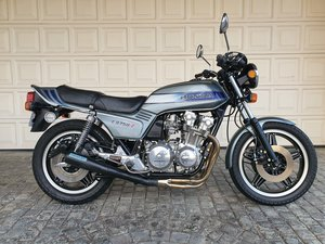 Honda CB750 F in mint original condition