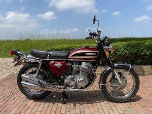 1975 Honda CB750 Four K6