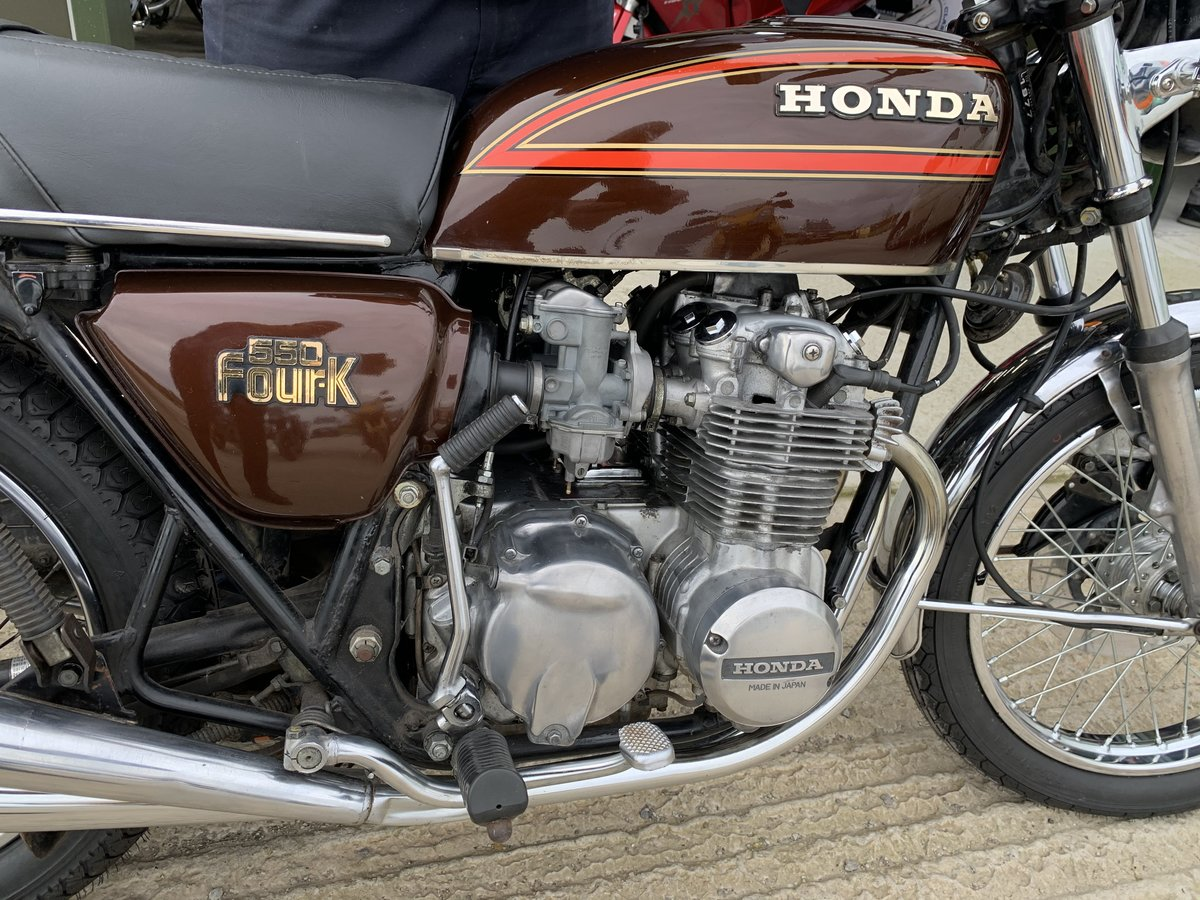 1978 Honda CB550 k3 SOLD (picture 2 of 6)