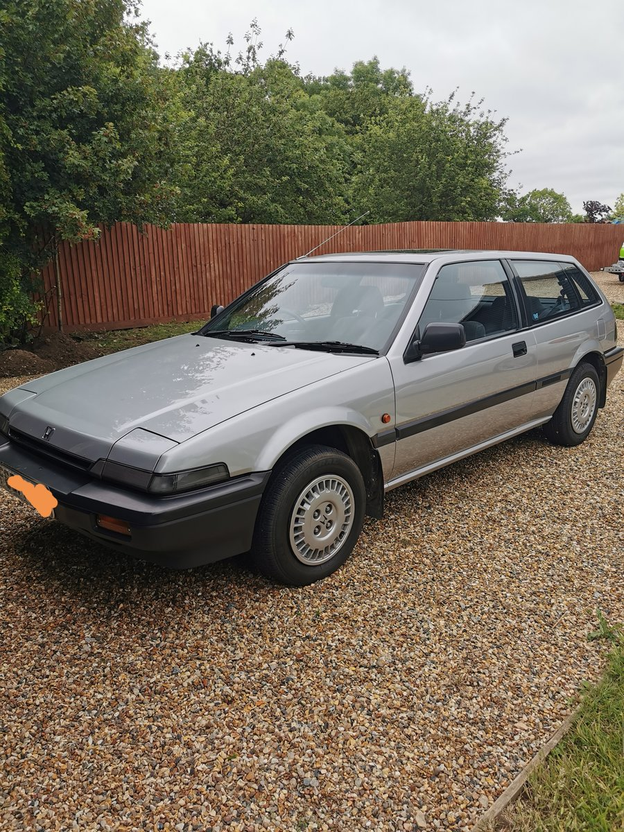 1988 Rare Honda Accord Aerodeck For Sale (picture 2 of 6)