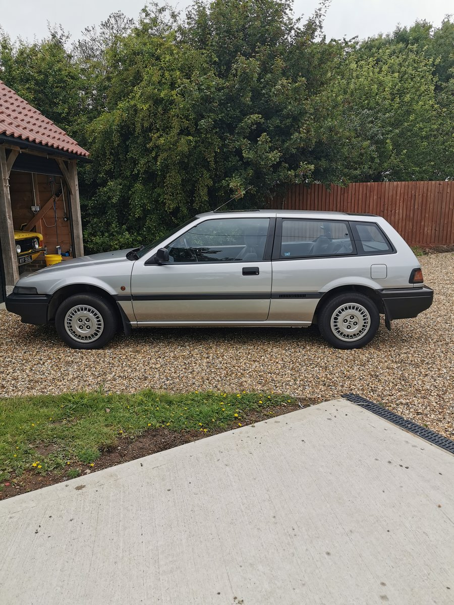 1988 Rare Honda Accord Aerodeck For Sale (picture 5 of 6)