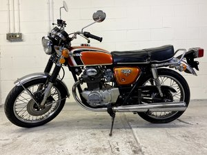 Picture of 1973 Honda CB350 Twin