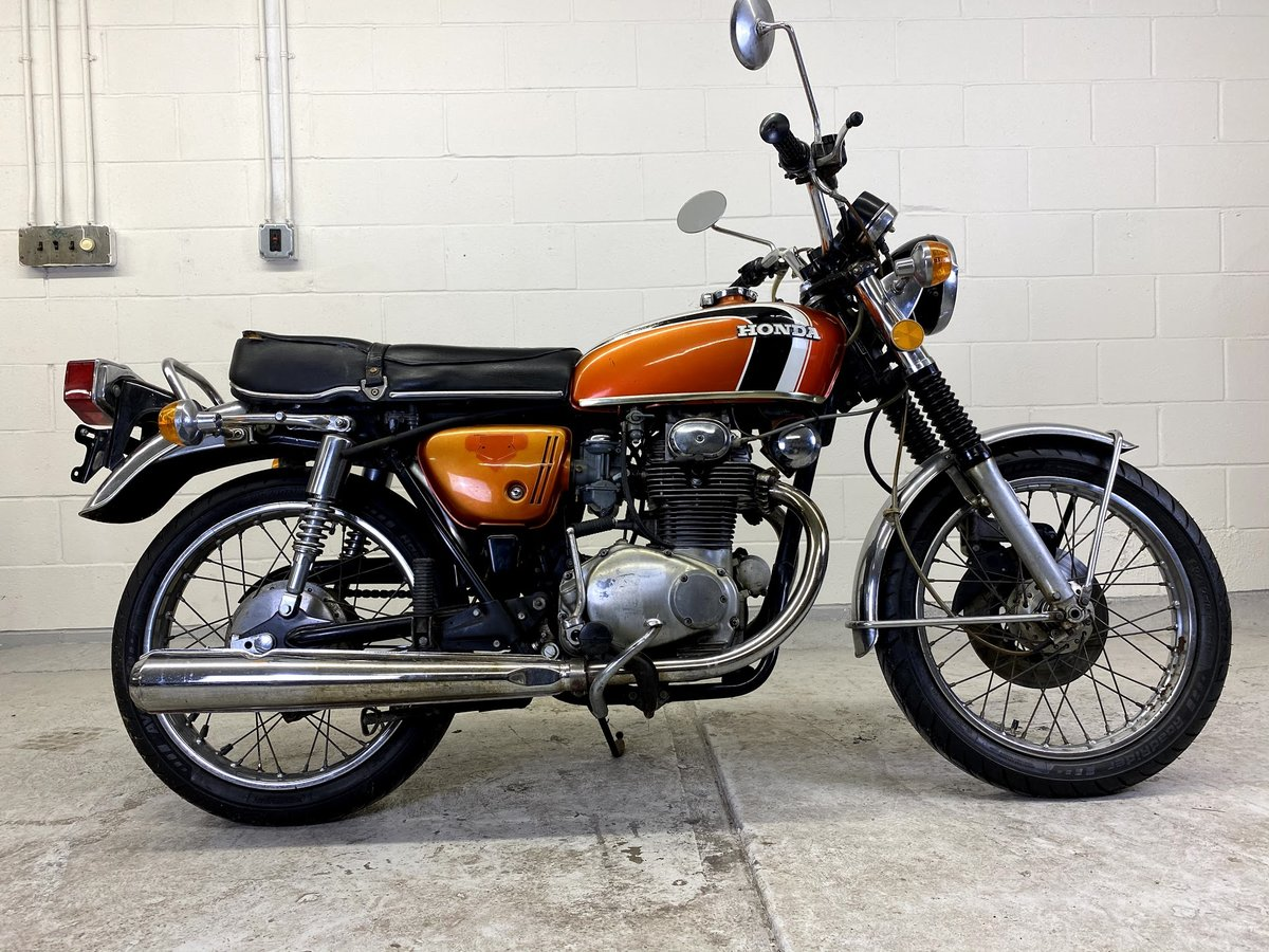 1973 Honda CB350 Twin For Sale (picture 2 of 6)