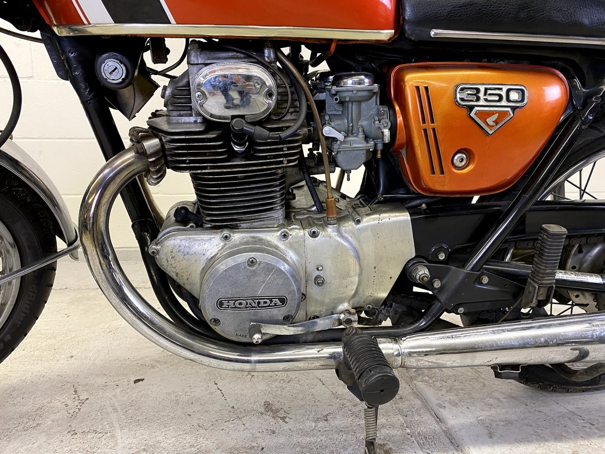 1973 Honda CB350 Twin For Sale (picture 3 of 6)