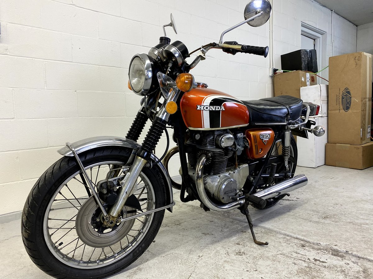 1973 Honda CB350 Twin For Sale (picture 4 of 6)