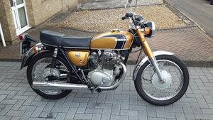 Honda CB 250 K3
