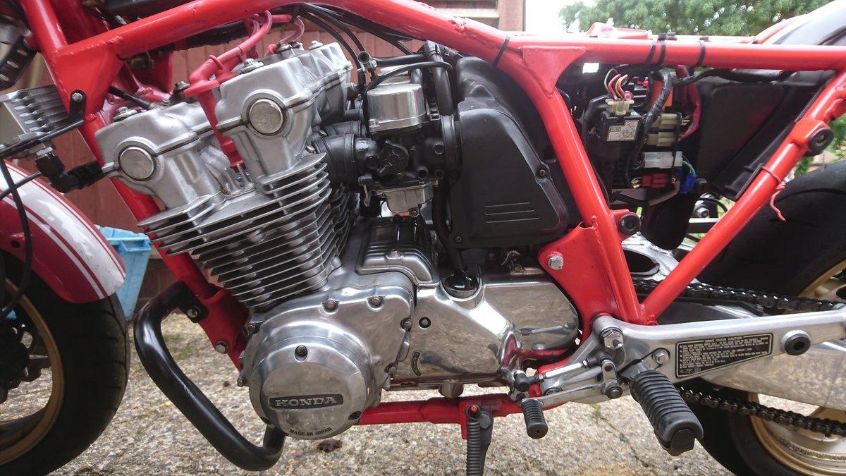 1981 Honda CB900 F (Bol D'or) Custom SOLD (picture 2 of 6)