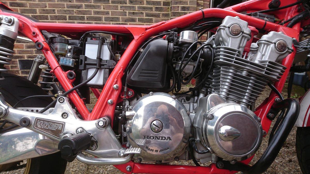 1981 Honda CB900 F (Bol D'or) Custom SOLD (picture 4 of 6)