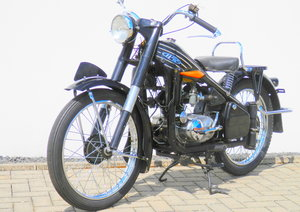 Picture of 1953 Honda Dream E3 the rarest of the rarest SOLD