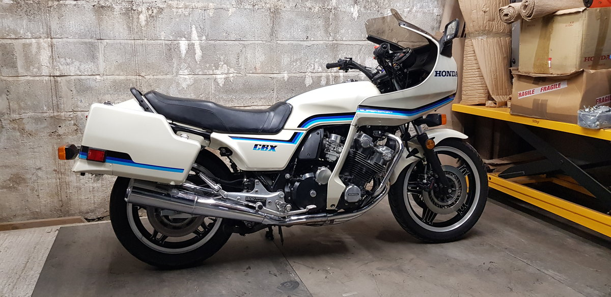 1982 Honda CBX-C Prolink For Sale (picture 1 of 4)