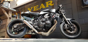 Honda CBX Cafe Racer Custom 'The Street Racer'