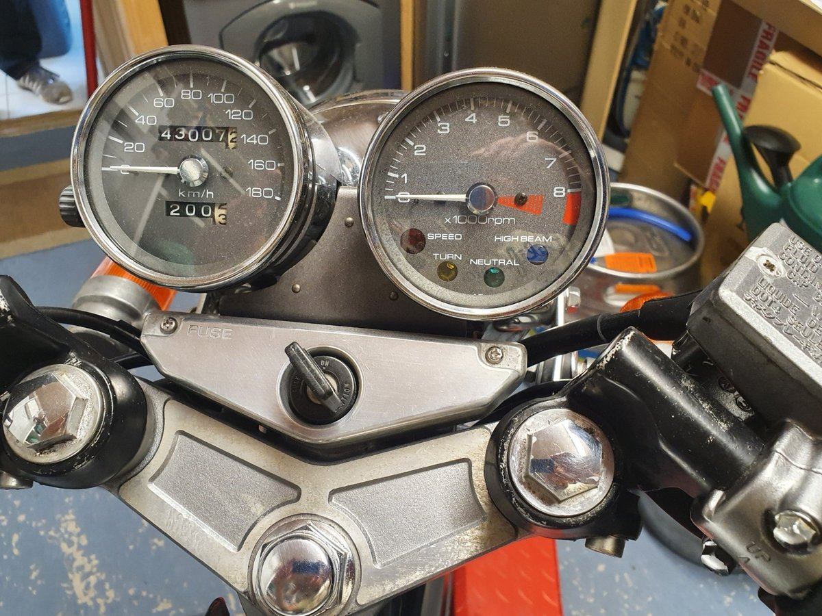 1987 Honda gb400tt cafe racer style For Sale (picture 3 of 6)