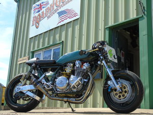 Honda CB900 1981 Cafe Racer £££'s Spent Awesome Build