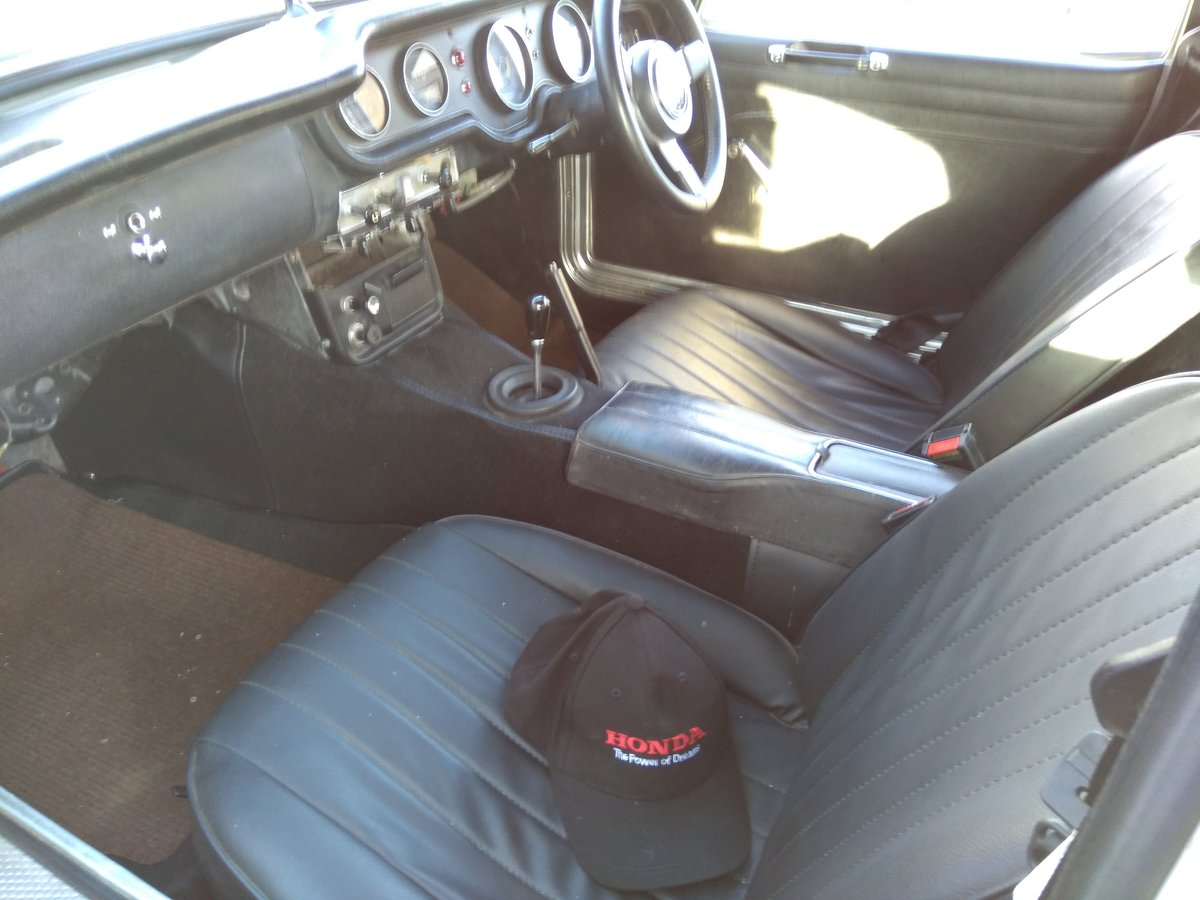 1968 Honda S800 Coupe nice example **Price Reduced** SOLD (picture 3 of 6)