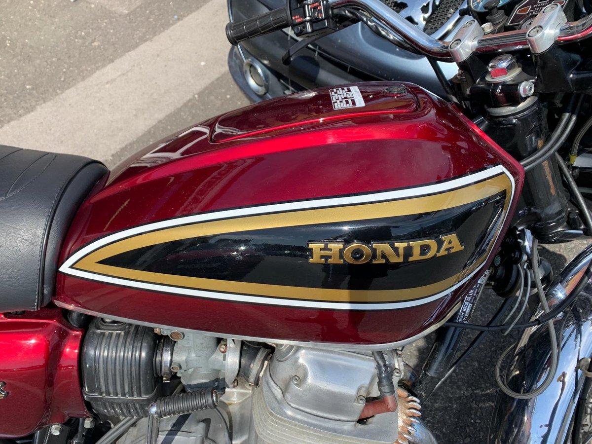 1977 HONDA CB750 classic suoer bike For Sale (picture 2 of 6)