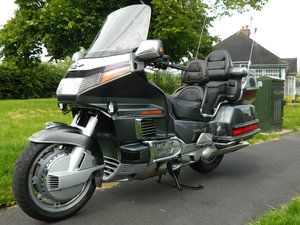 Honda Goldwing GL1500-6 Super low miles unmolested