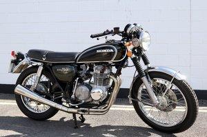 1973 Honda CB500 Four