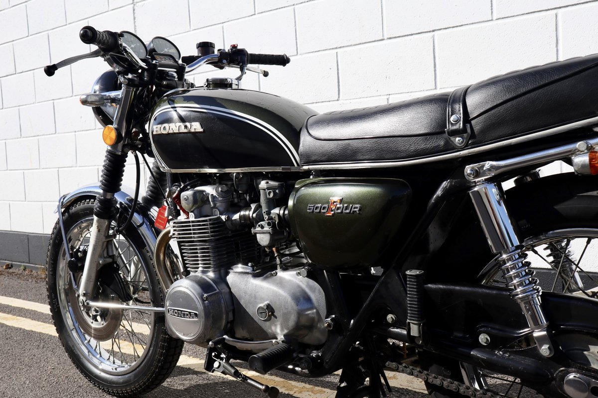1973 Honda CB500 Four  For Sale (picture 5 of 6)