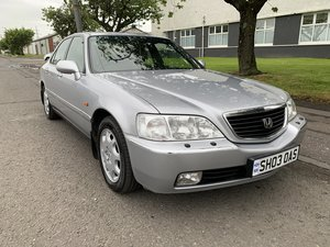 Honda legend with full service honda history