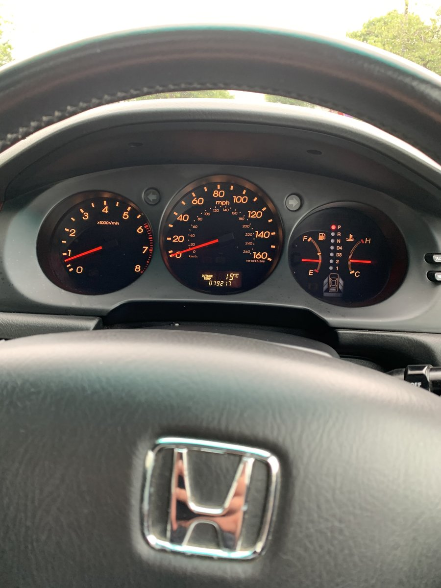 2003 Honda legend with full service honda history For Sale (picture 3 of 6)