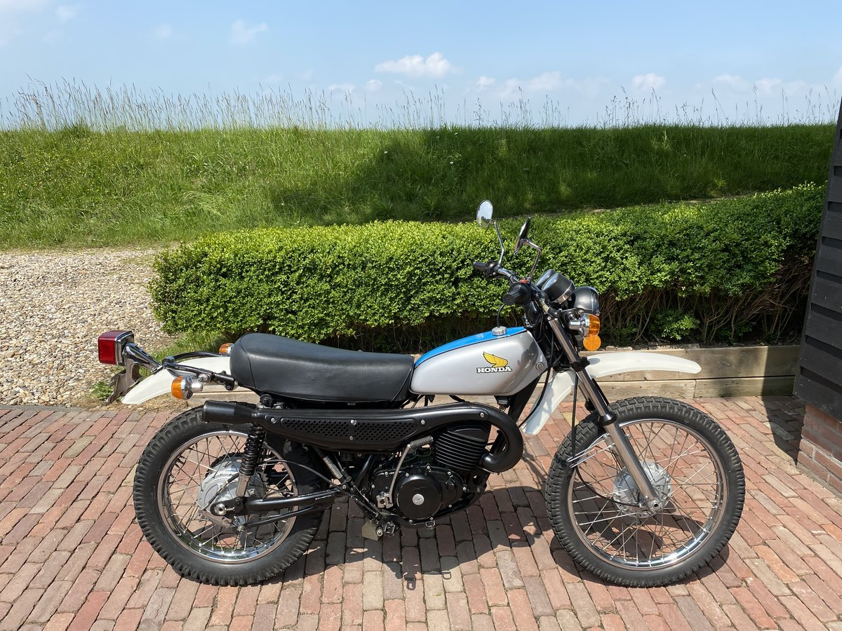 1975 Honda MT250 Elsinore For Sale (picture 1 of 6)