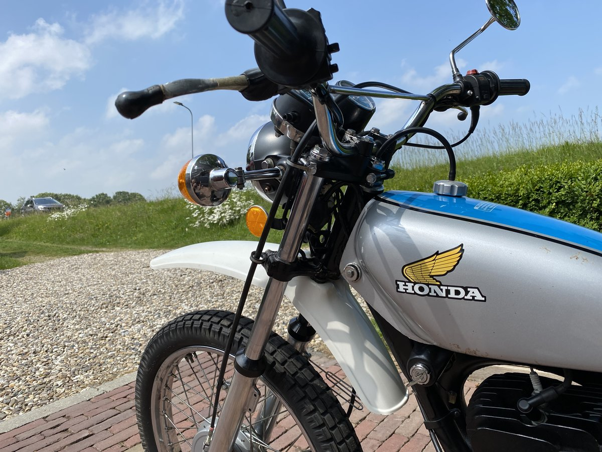 1975 Honda MT250 Elsinore For Sale (picture 3 of 6)