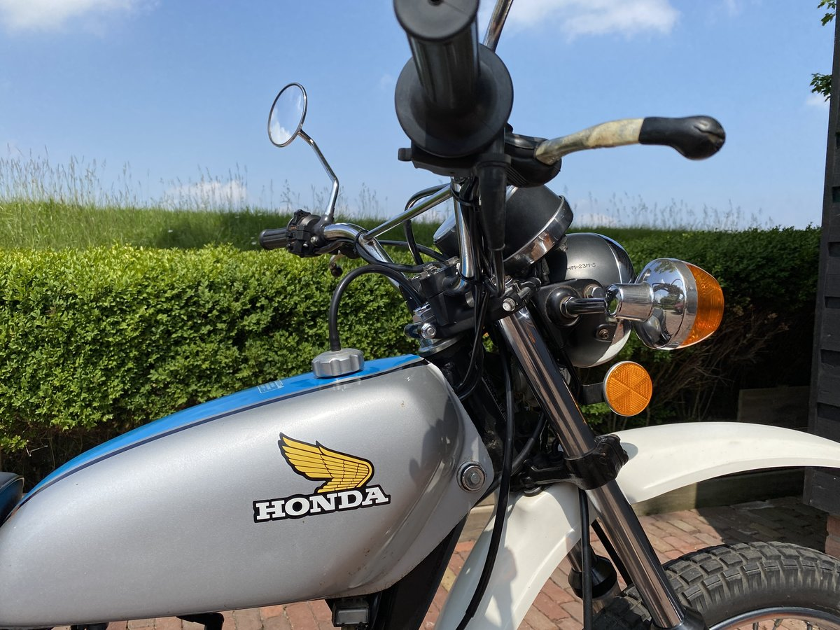 1975 Honda MT250 Elsinore For Sale (picture 6 of 6)