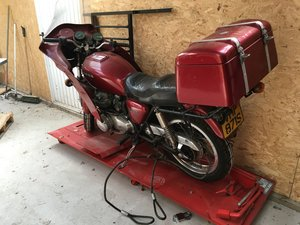 1978 Honda cab 550 supersport, brat , bobber