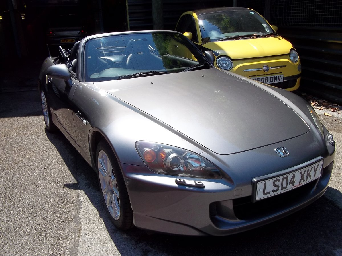 2004 Honda S2000 2.0 For Sale (picture 1 of 6)