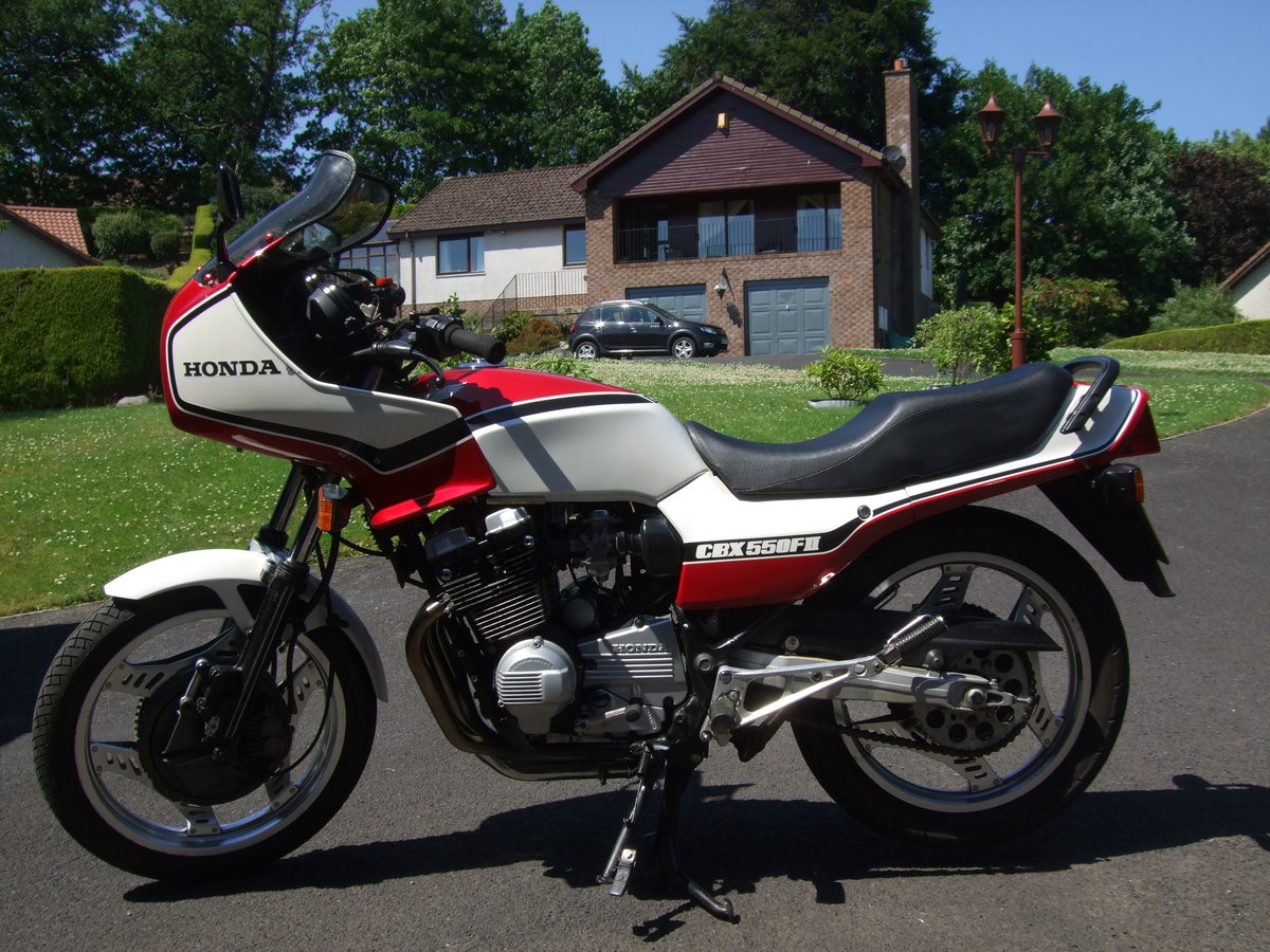 1986 Honda CBX - Cherished SOLD (picture 1 of 6)