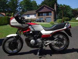 Honda CBX - Cherished