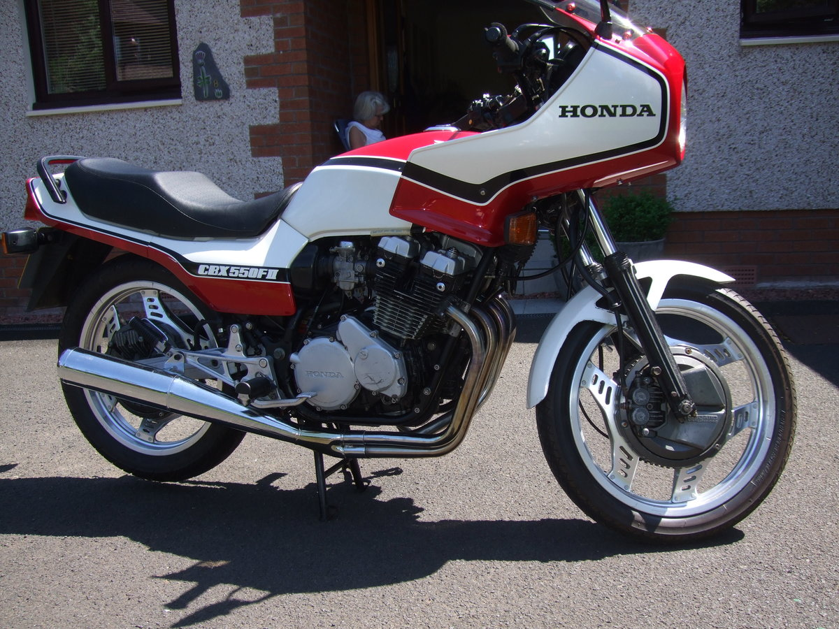 1986 Honda CBX - Cherished SOLD (picture 2 of 6)