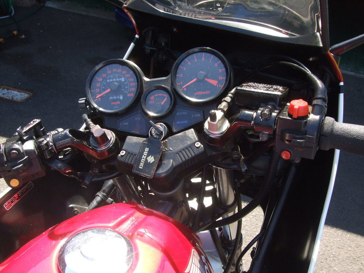 1986 Honda CBX - Cherished SOLD (picture 4 of 6)