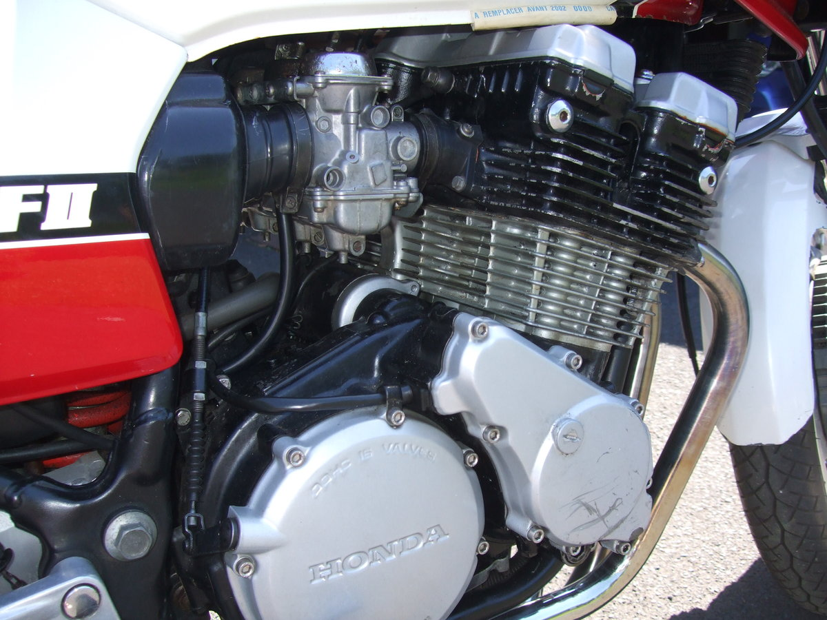 1986 Honda CBX - Cherished SOLD (picture 5 of 6)