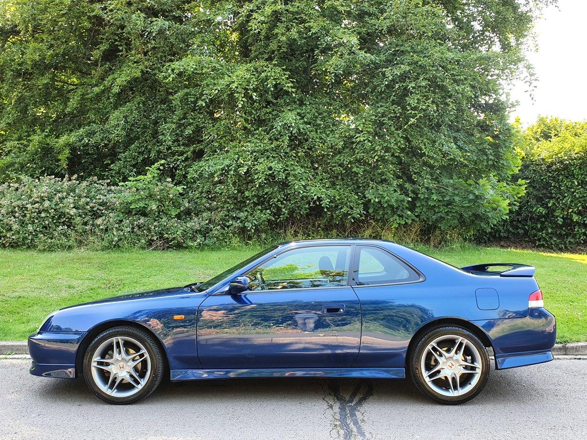 1998 Honda Prelude 2.2 VTi Auto.. FSH.. Rare Motegi Spec  SOLD (picture 1 of 6)