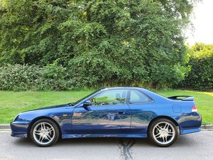 Honda Prelude 2.2 VTi Auto.. FSH.. Rare Motegi Spec