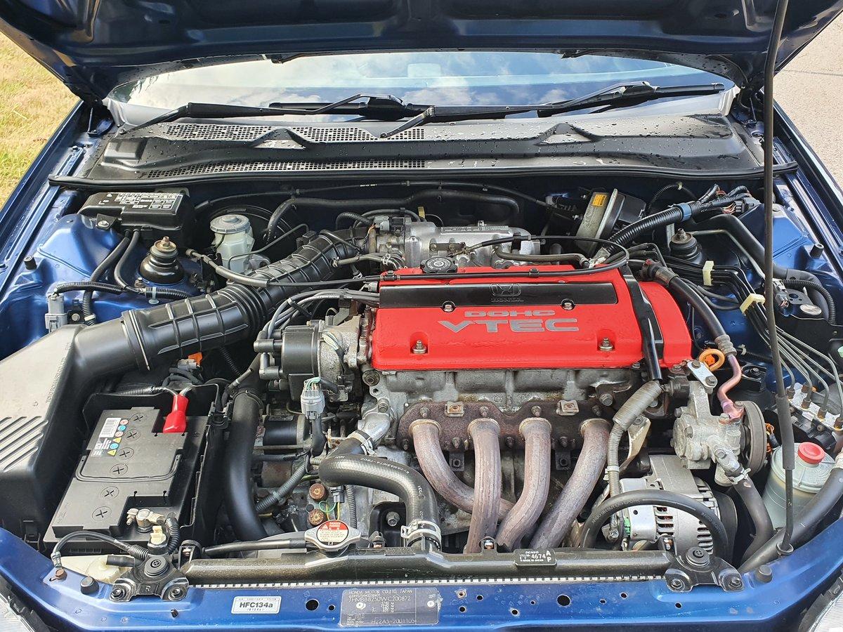 1998 Honda Prelude 2.2 VTi Auto.. FSH.. Rare Motegi Spec  SOLD (picture 4 of 6)