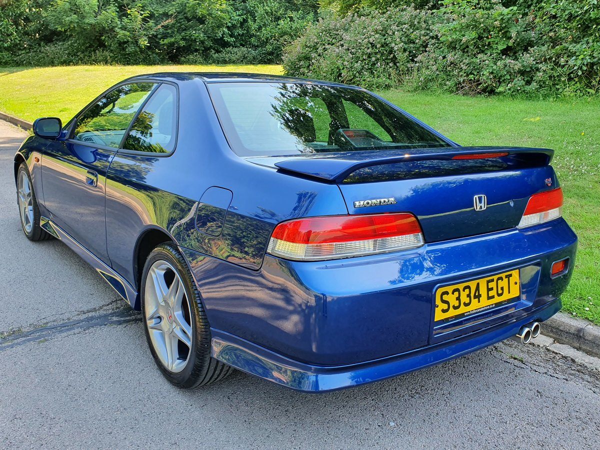 1998 Honda Prelude 2.2 VTi Auto.. FSH.. Rare Motegi Spec  SOLD (picture 5 of 6)