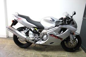 2002 Honda CBR 600 F 6,370 Miles  For Sale