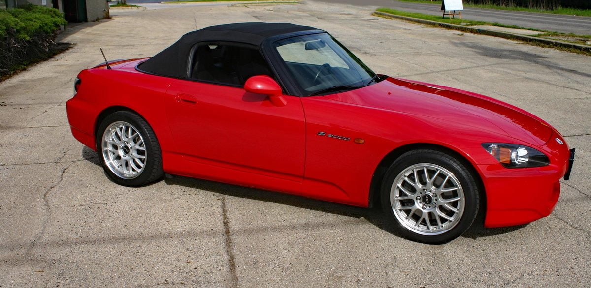 2006 Honda S2000 SOLD (picture 1 of 6)