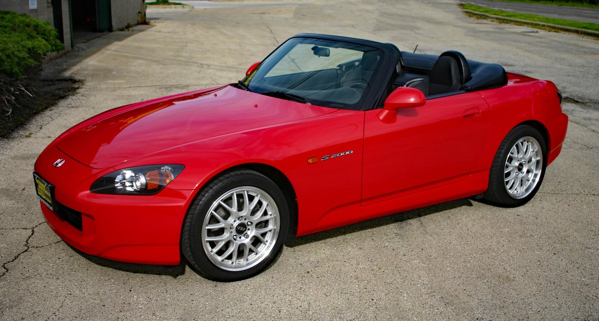 2006 Honda S2000 SOLD (picture 2 of 6)