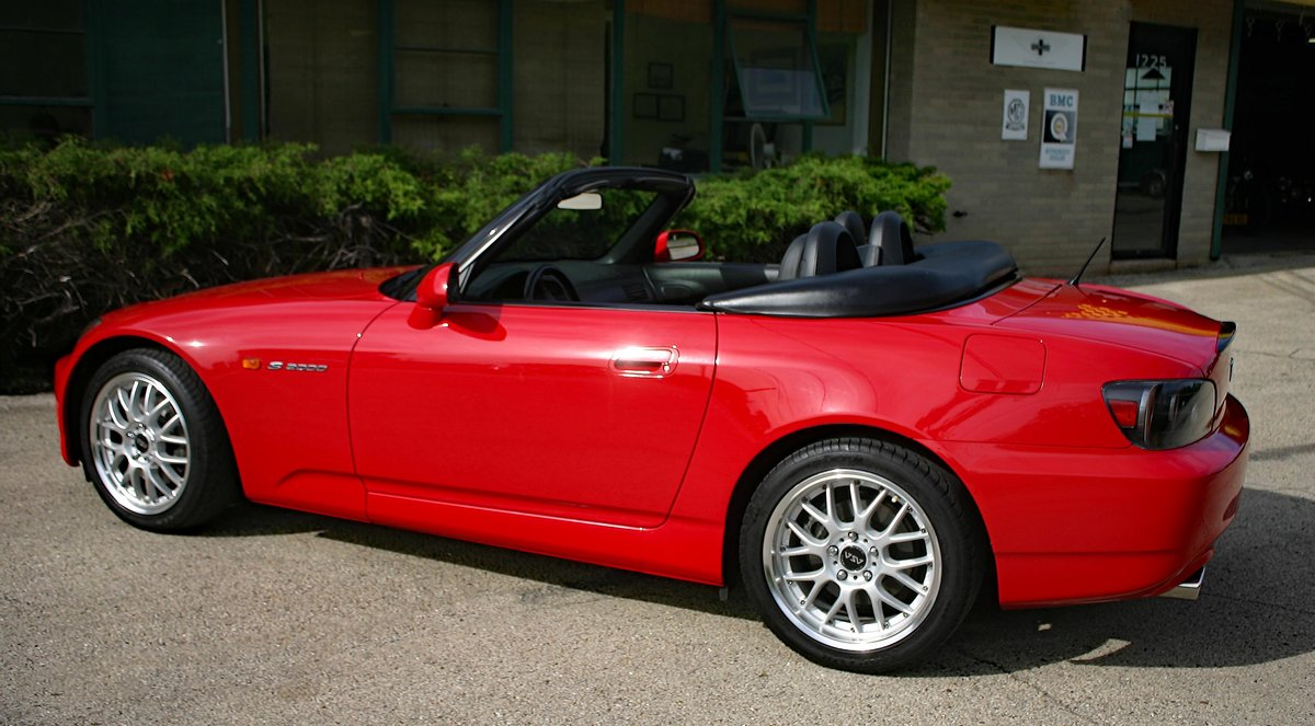 2006 Honda S2000 SOLD (picture 3 of 6)