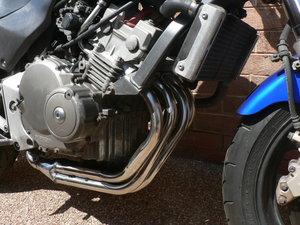 Honda Hornet 250cc four cylinder Honda Hornet