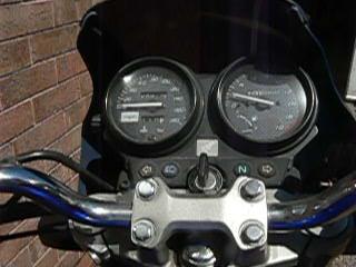 2000 Honda Hornet 250cc four cylinder Honda Hornet  For Sale (picture 5 of 6)