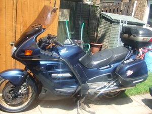 1999 Honda ST1100 Pan European. New MoT, 103k miles.