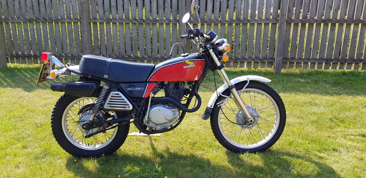 1977 Rare Honda XL 250 K3 For Sale (picture 5 of 6)