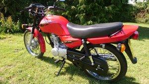 Honda Cg125 sport