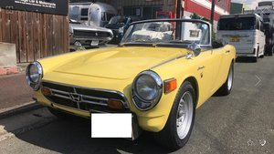 1967 HONDA S800 (Rigid) from Japan For Sale