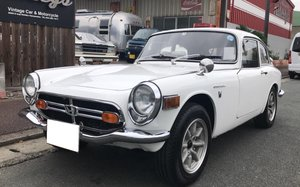 1966 HONDA S800 (Coupe) from Japan For Sale