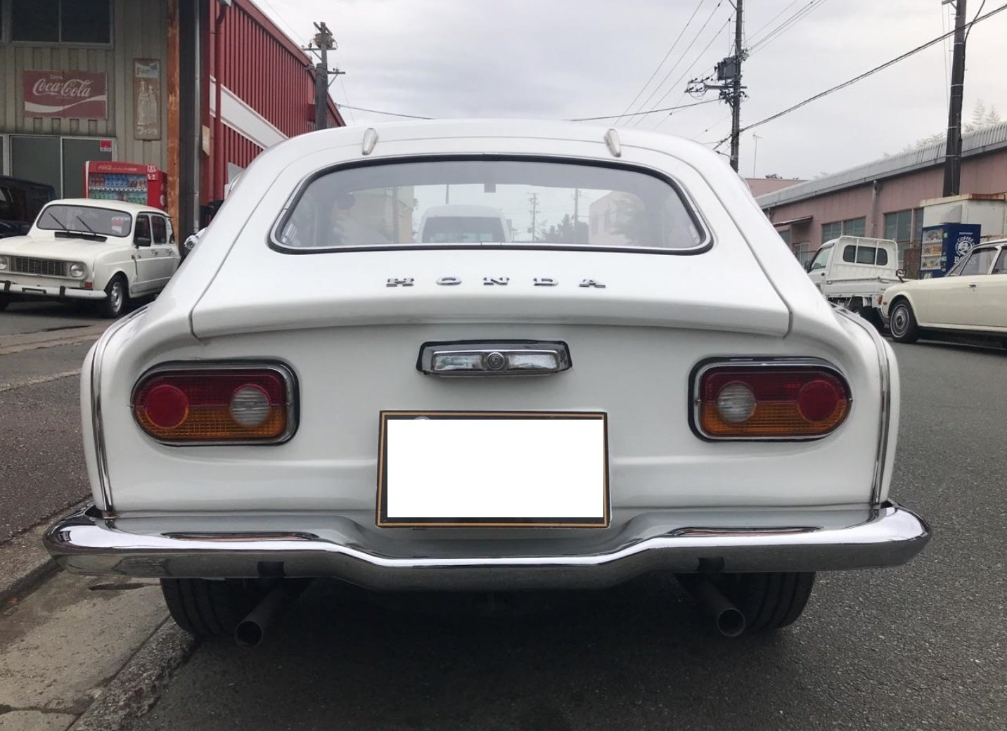 1966 HONDA S800 (Coupe) from Japan For Sale (picture 3 of 6)